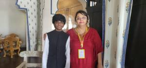 Shailaza Singh, the author of Faith-The Mystery of the Missing Girl talks to Lydian Nadhaswaran, the child prodigy