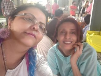 Shailaza Singh, the author of Faith-The Mystery of the Missing Girl talks to the well-known actor Achint Kaur